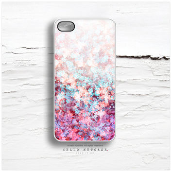 iPhone 5C Case Spring, iPhone 5s Case Coral Floral, Pink Floral iPhone 4 Case, iPhone 4s Case, Pattern iPhone Case, Floral iPhone Cover I151
