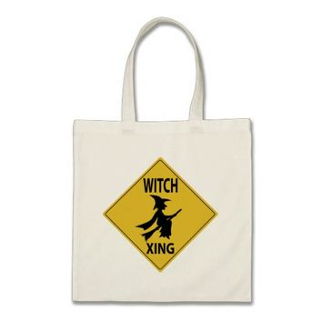 Witch Xing Budget Tote Bag