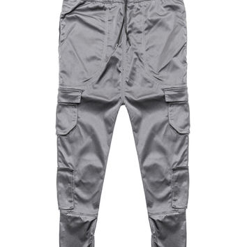 I Love Ugly - Zespy Militia Pants (Charcoal)
