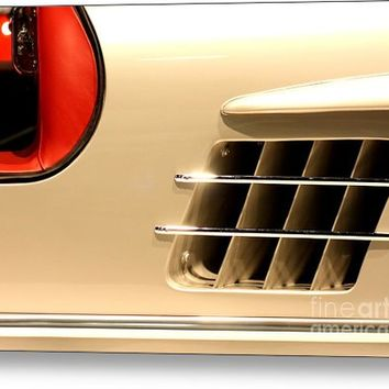 Mercedes 300sl Gullwing . Air Intake Metal Print