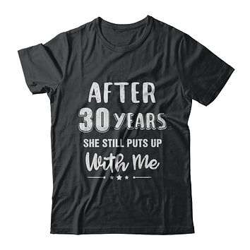 30Th Wedding Anniversary Funny Husband Gift
