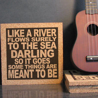 ELVIS PRESLEY - Can't Help Falling In Love Lyrics - Like A River Flows Surely To The Sea Darling So It Goes Some Things Are Meant To Be