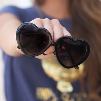 Heart Sunnies {More Colors Available}