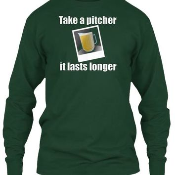 St Patrick Take A Pitcher T Shirt