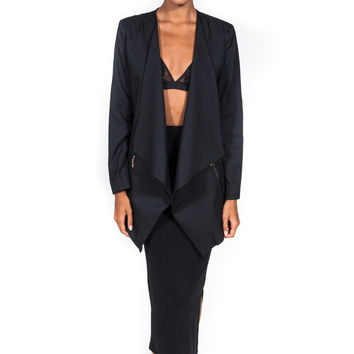 Working Girl Black Blazer