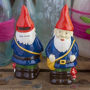 Live  Lucky  Gnome  Bank  From  Natural  Life