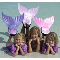 Mermaid Swimming Pool Swim Fin - ...