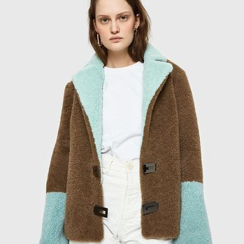 Saks Potts / Heidi Mint Jacket