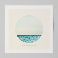 Urban Outfitters - Tina Crespo For Society6 Salt Water Cure Print