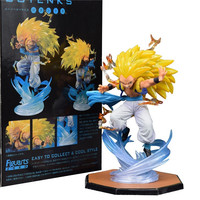 Super Saiyan 3 Gotenks Action Figure