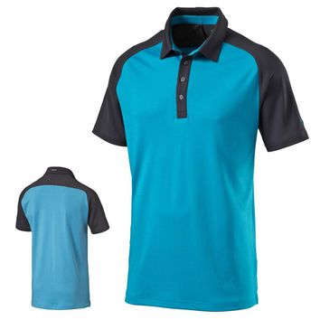Licensed Golf New 2016 Puma  Tailored Saddle Mens Polo Shirt 571442 - Pick Size