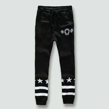 DCCKHI2 Chrome Hearts Couple Lovers Wear Fall sweatpants H-ALG-CPFS Tagre-