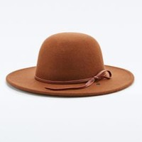 Rhythm Suffolk Trilby Hat in Brown - Urban Outfitters