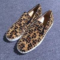 DCCK2 Cl Christian Louboutin Flat Style #702
