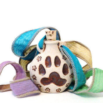 Rear View Mirror Dog Paw Car Accessory Ornament Unique Puppy Animals Charm Hanger Birthday Christmas Stocking Stuffer Gifts For Him or Her