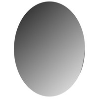 "2"" x 3"" Oval Craft Mirrors 