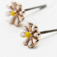 Daisy Earrings - Urban Outfitters