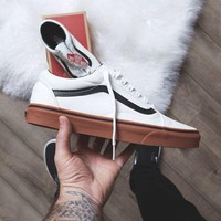 Vans Classics Old Skool Canvas Women Men Sneaker