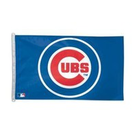 Chicago Cubs MLB 3x5 Banner Flag (36x60)