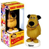 Funko Muttley Wacky Wobbler Bobblehead Wacky Races