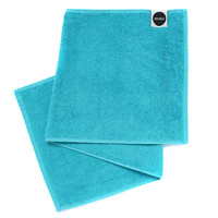 No Sweat! Gym Towel, Aqua