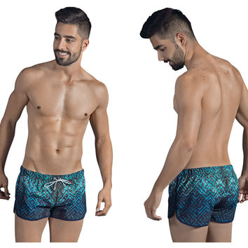 Clever Labyrinth Swim Trunks