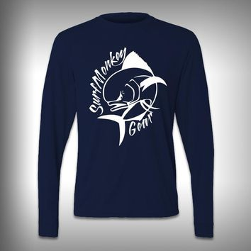 Mahi - Performance Shirt - Fishing Shirt - Decal Shirts