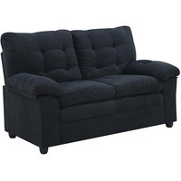 Walmart: Buchannan Microfiber Loveseat, Multiple Colors