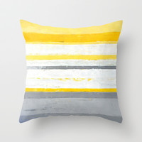 Enthused Throw Pillow by T30 Gallery