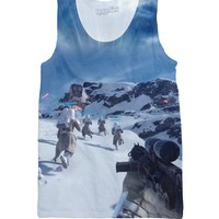 Star Wars Battlefront Tank Top