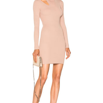 A.L.C. West Dress in French Taupe | FWRD