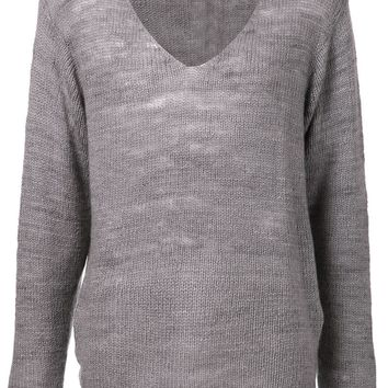 The Elder Statesman ribbed sweater