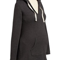 Maternity Pullover Hoodie Tunics