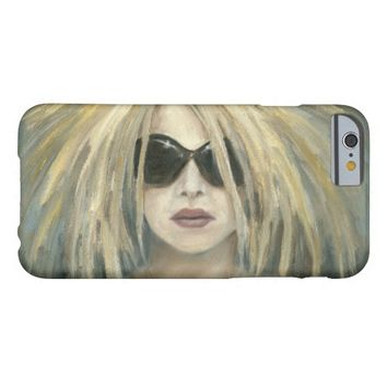 Pop Punk Grrrl Barely There iPhone 6 Case