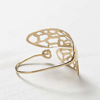 Anthropologie - Lattice Wing Cuff