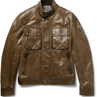 Belstaff - Racemaster Leather Jacket | MR PORTER