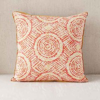 Earthy Optical Pillow