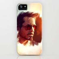 Genius. Billionaire. Playboy. Philanthropist iPhone Case by Emiliano Morciano (Ateyo)