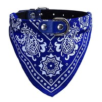 Dog Collars Adjustable Pet Dog Puppy Cat Neck Scarf Bandana Collar Neckerchief