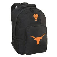 Southpaw Backpack NCAA Orange - Texas Longhorns