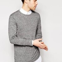 ASOS | ASOS Longline Sweater at ASOS