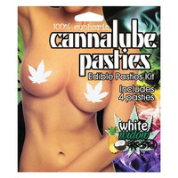 Cannalube Pasties - White Widow