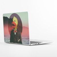 Dapper Ducky Laptop Skin