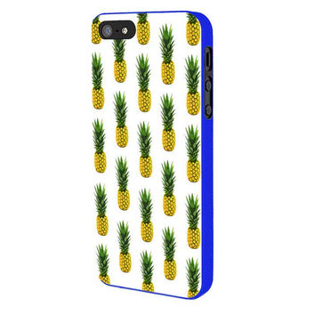 Pineapple iPhone 5 Case Available for iPhone 5 iPhone 5s iPhone 5c iPhone 4/4s