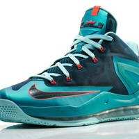 LeBron 11 Max Low 'Turbo Green'