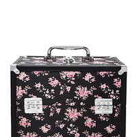 Rose Print Makeup Case