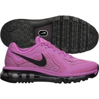 Nike Women's Air Max 2014 Running Shoe - Pink/Black | DICK'S Sporting Goods