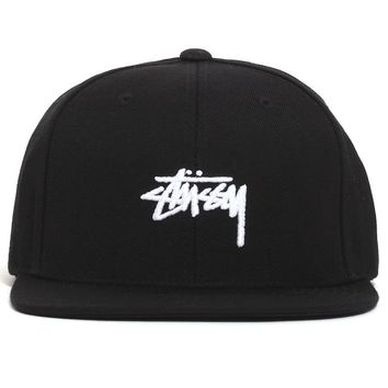Stock SU18 Cap Black