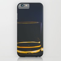 Whiskey Glass iPhone & iPod Case by Errne