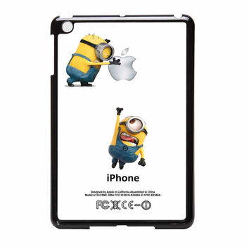Minions Despicable Me With Apple iPad Mini Case